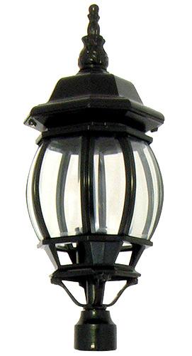 уличные светильники на складе